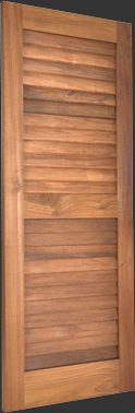 Thermic Wood Shutters