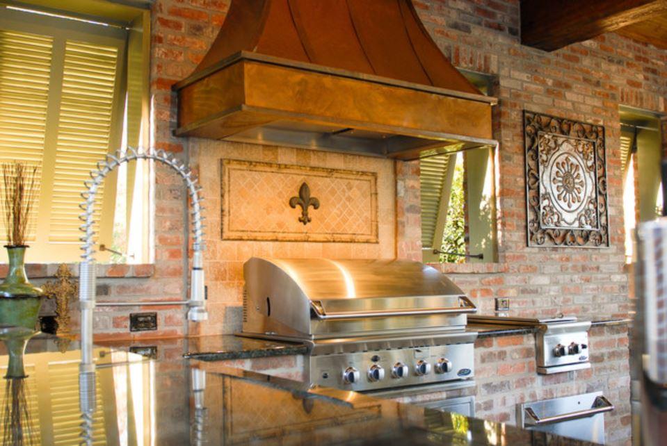Outdoor Kitchens Amp Cabanas