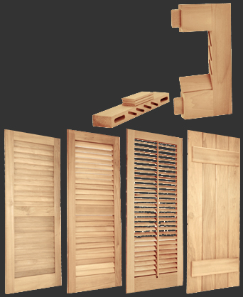 Southern plantation shutters for Southern plantation shutters